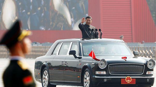 """70 عاماً على تأسيس الصين.. """"ما من قوة في العالم يمكنها إيقافنا"""""""