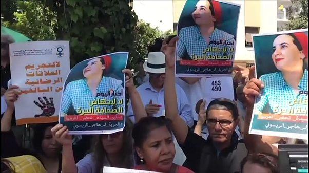 """Maroc : un procès pour avortement dénoncé comme """"politique"""""""