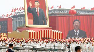 Chine : festivités grandioses pour les 70 ans du régime