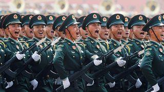 La República Popular de China celebra su 70º aniversario en medio de las protestas en Hong Kong