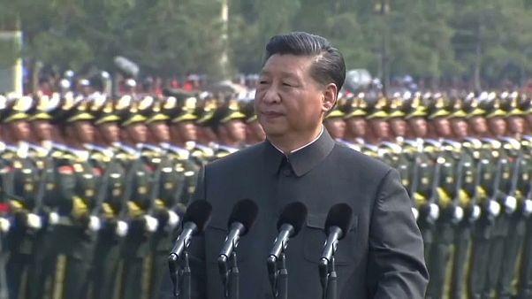 70 Jahre Volksrepublik China