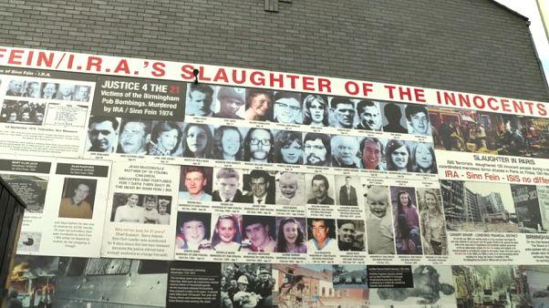 Temor en Belfast al retorno de la violencia por un Brexit duro
