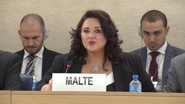 La Commissaire européenne désignée à l'Egalité Helena Dalli