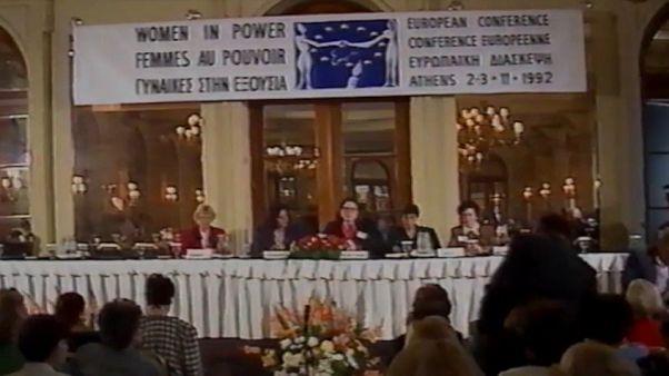 از الیان وگول-پولسکی تا کمیسیون اروپا؛ یک تلاش قدیمی برای برابری جنسیتی