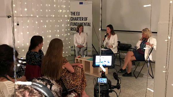 Слушания еврокомиссара по равенству