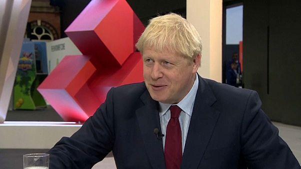 Johnson: Zollkontrollen auf der irischen Insel