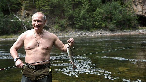 توهین به پوتین در اینترنت ۴۶۲ دلار آب میخورد
