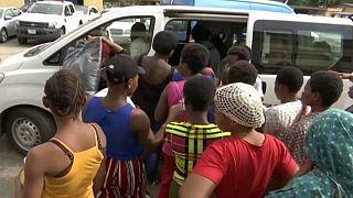 آزادی ۱۹ زن باردار از «کارخانه بچه آوری» در نیجریه