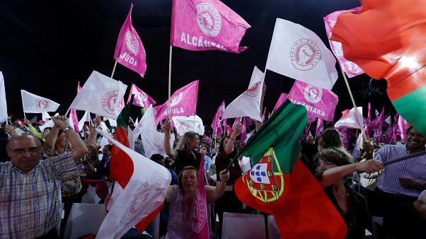 Португальцы готовятся к парламентским выборам