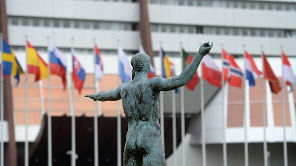 La sede del Consejo de Europa en Estrasburgo