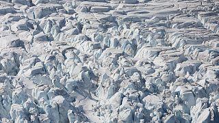 Παγετώνας στην Ανταρκτική