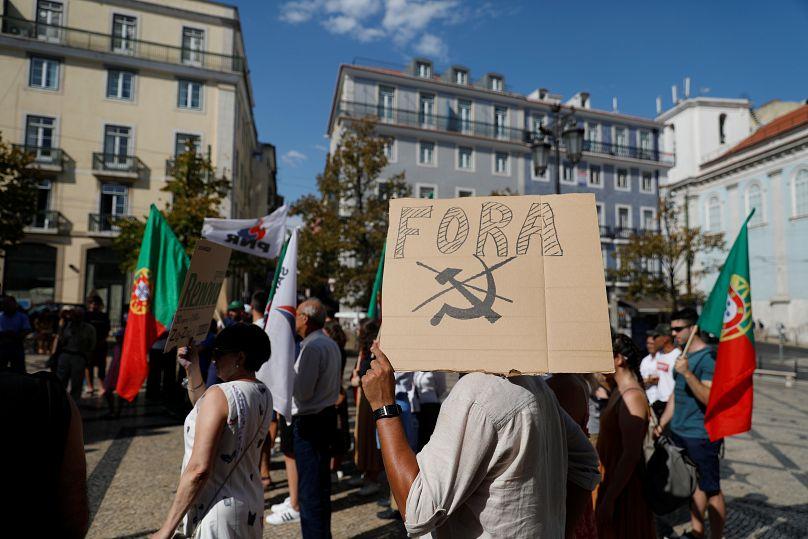 Los socialistas se anotan otra victoria en elecciones en Portugal