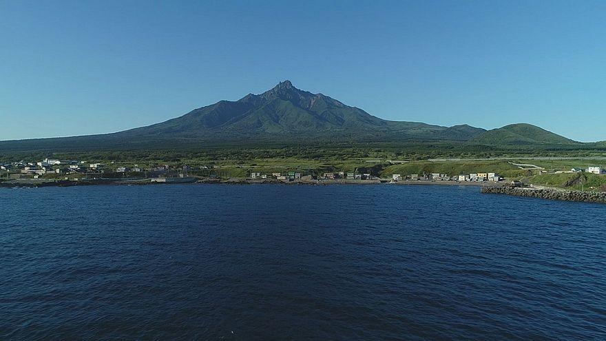 We're going fishing for Sea Urchins… on Rishiri Island, Japan