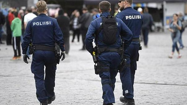 """فنلندا: مقتل شخص وإصابة 10 آخرين في """"هجوم"""" أمام معهد تعليمي شرق البلاد"""