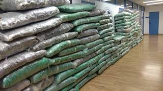 Тайник на эгейском острове: тонна наркотиков