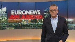 Euronews am Abend vom 01.10.2019