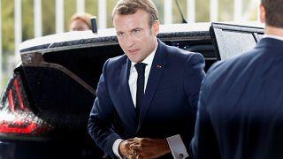 """Macron al Consiglio d'Europa: """"Unità contro i regimi autoritari"""""""