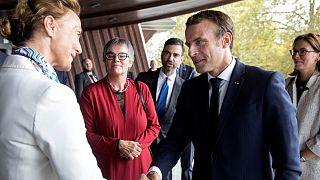 Europarat: Macron begrüsst Rückkehr Russlands