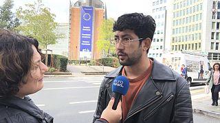 Çin'de 3 ay kampta tutulan Uygur Türkü yaşadıklarını Euronews'e anlattı