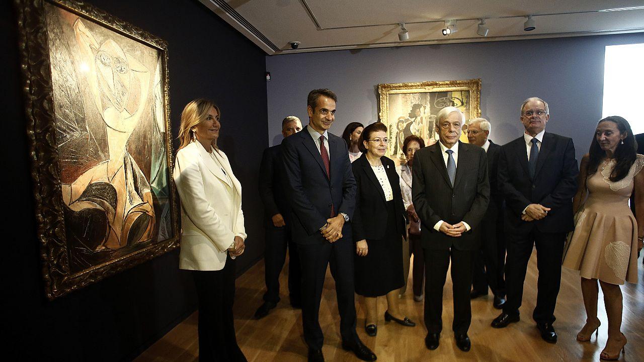 Εγκαινίαστηκε το Μουσείο Σύγχρονης Τέχνης του Ιδρύματος Γουλανδρή