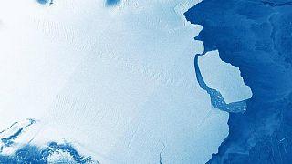 انفصال جبل جليدي ضخم بحجم خمسة أضعاف مساحة جزيرة مالطا