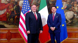Pompeo a Roma: gli USA chiedono all'Italia più fondi per la sicurezza