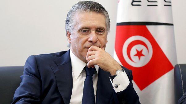 المرشح للدور الثاني من الانتخابات الرئاسية التونسية نبيل القروي