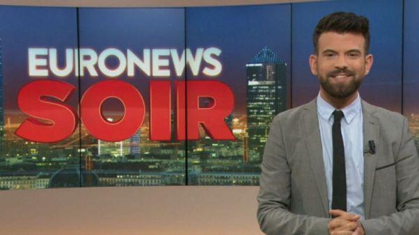 Euronews Soir : l'actualité de ce mardi 1er octobre 2019