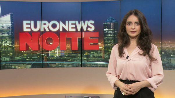 Euronews Noite | As notícias do Mundo de 1 de Outubro de 2019