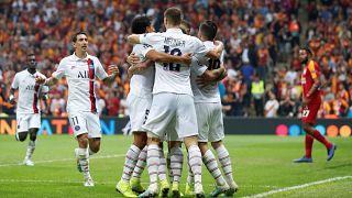 Galatasaray Şampiyonlar Ligi ikinci maçında Paris Saint-Germain'e kendi evinde 1-0 mağlup oldu