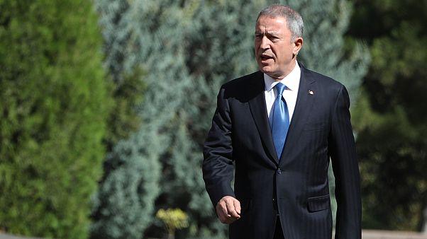 Bakan Akar: F-35 anlaşmazlığı aşılacaktır,ABD'den Patriot alabiliriz, Ankara NATO'nun merkezinde