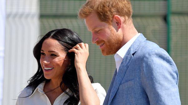 """Prinz Harry und Herzogin Meghan verklagen """"Mail on Sunday"""""""