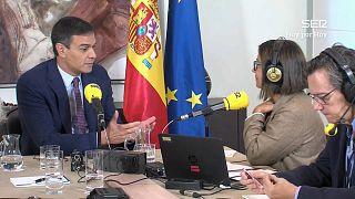 Pedro Sánchez no descarta aplicar el 155 en Cataluña aún estando en funciones
