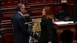 Choque de poderes en Perú: Aráoz renuncia a la presidencia interina