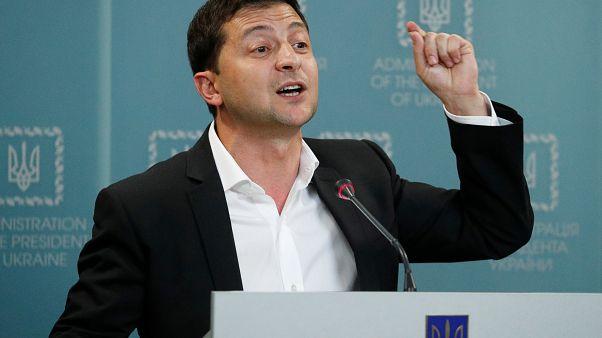 Ουκρανία: Αποδέχεται τη φόρμουλα Σταϊνμάιερ
