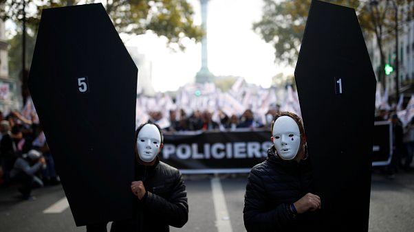 Les policiers au bord du craquage en France