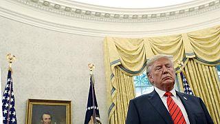 Donald Trump, hakkındaki azil soruşturmasına 'darbe' dedi