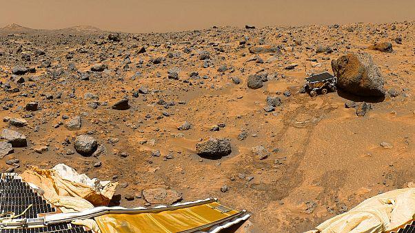 NASA Mars'ta insan kulağının duyabileceği deprem seslerini yayınladı