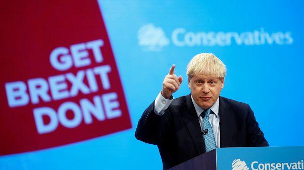جونسون يطالب بتعليق أعمال مجلس العموم من الثامن حتى 14 تشرين الأول/اكتوبر