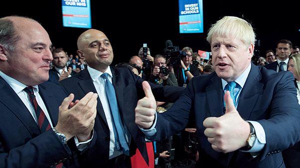 Boris Johnson: nyerésre állunk