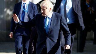Johnson presenta a Bruselas una nueva propuesta para el Brexit