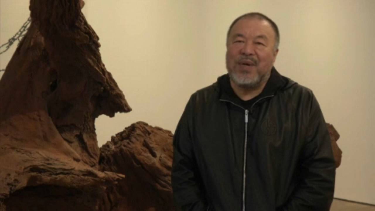 """Ai Weiwei kiállítása: """"Minden a politikához lyukad ki"""""""