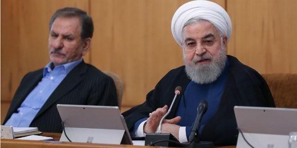 عکس از پایگاه اطلاع رسانی ریاست جمهوری ایران
