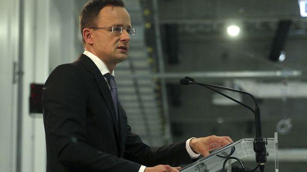 Szijjártó: sértés, hogy Magyarországon ne lenne sajtószabadság