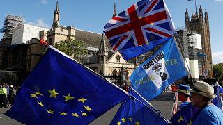 Brexit: Wie EU-Bürger auf der Insel darum kämpfen, zu bleiben