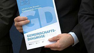 Deutsche Wirtschaft: Experten korrigieren Wachstumsprognosen nach unten