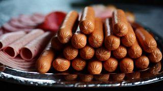 Listerien in Pizzasalami und Brühwurst: Zwei Tote in Hessen