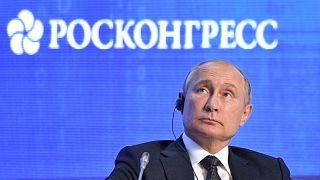 Putin, azil süreci başlatılan Trump'la yaptığı görüşmelerin yayınlanabileceğini söyledi