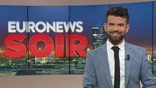 Euronews Soir : l'actualité de ce mercredi 2 octobre 2019