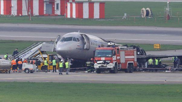 СК России предъявил обвинения пилоту SSJ-100, совершившему жесткую посадку в Шереметьево